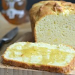 Vanilla Bean Olive Oil Quick Bread, www.mountainmamacooks.com