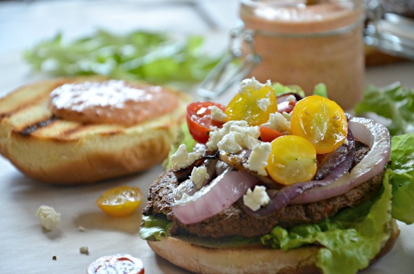 Wildwood Farms Organic Veggie Burger, www.mountainmamacooks.com