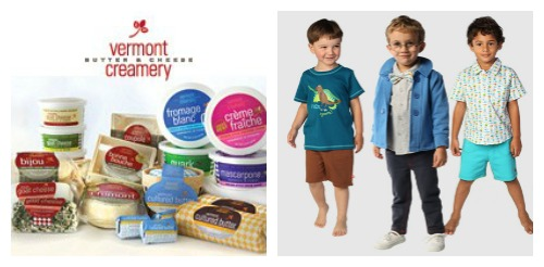 vermont creamery and zutano giveaway, www.mountainmamacooks.com