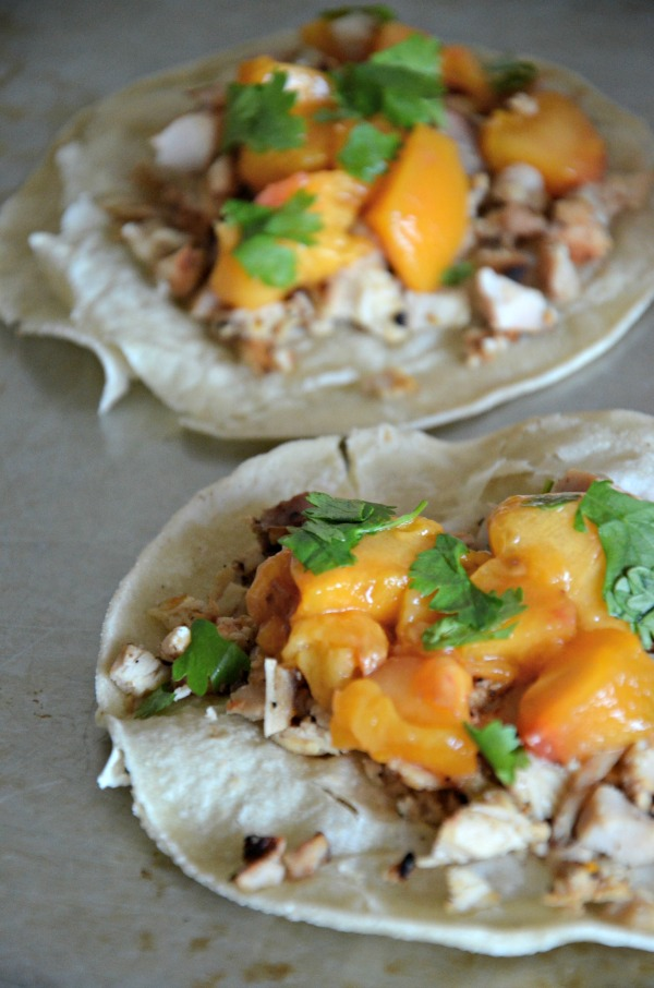 spicy-chicken-tacos-with-pickled-peaches-and-cilantro