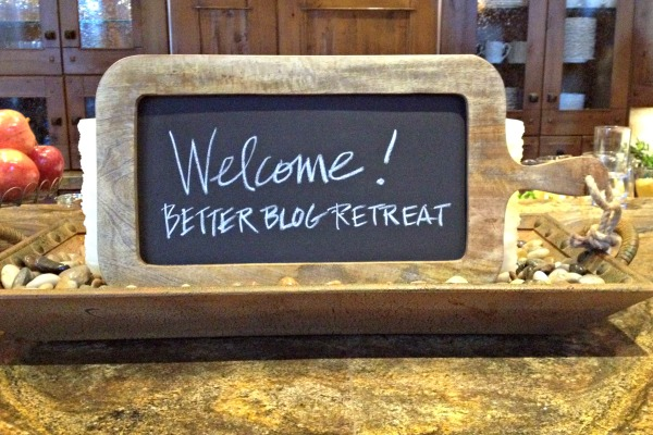 Better Blog Retreat, Park City, Utah