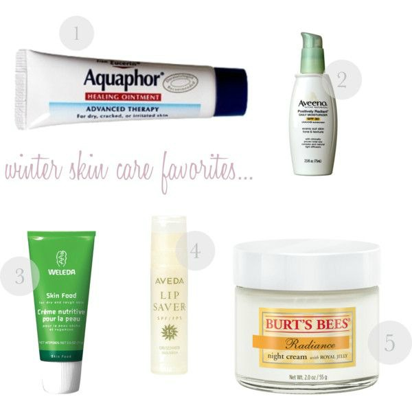 winter-skin-care-favorites