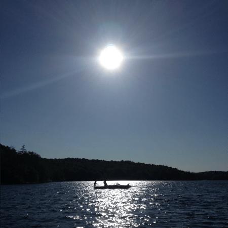 Canada Lake, NY | The Goods | mountainmamacooks.com