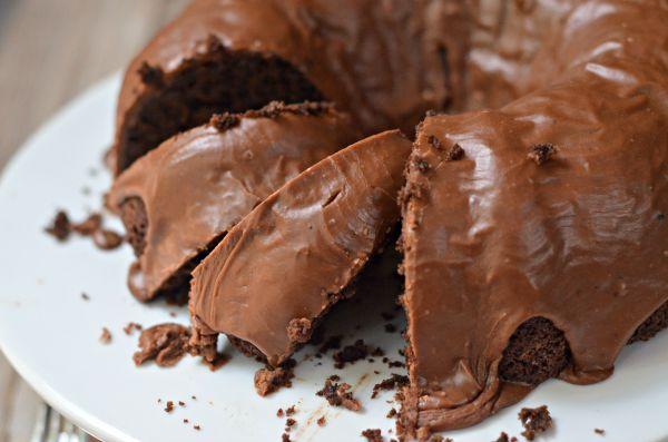Mama S Cake Recipe Italian: Triple Chocolate Zucchini Bundt Cake