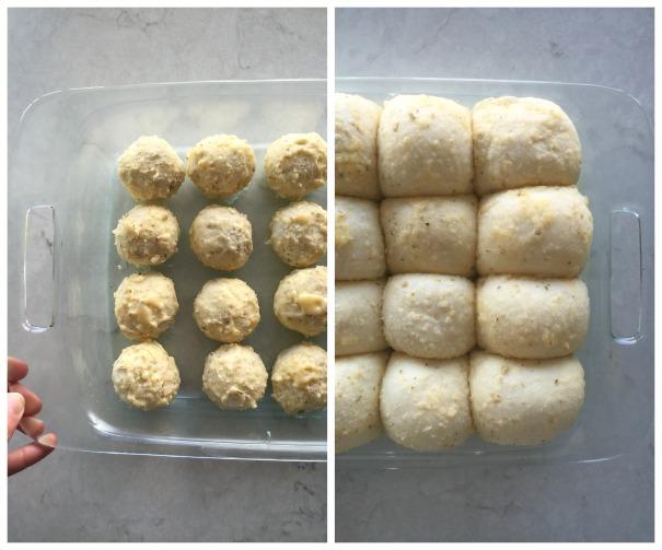 Easy Garlic Parmesan Rolls Mountain Mama Cooks