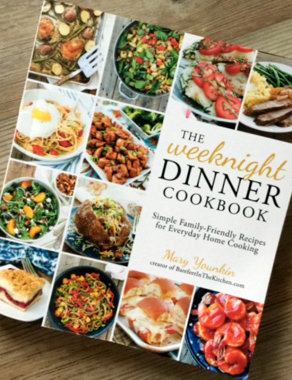 The Weeknight Dinner Cookbook | mountainmamacooks.com