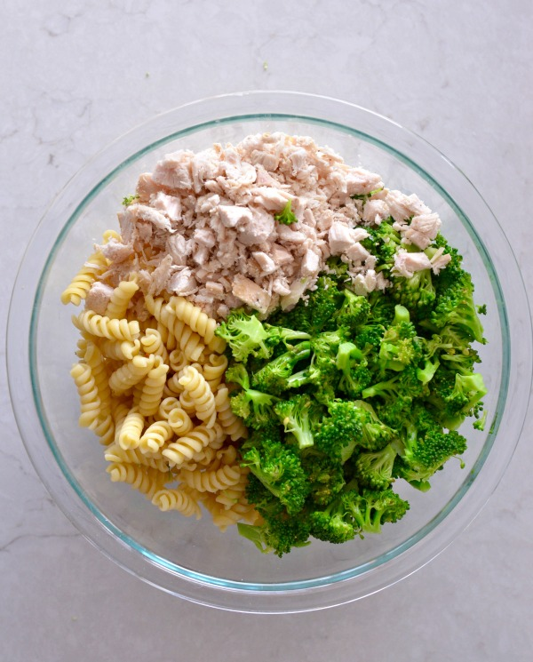 Chicken Broccoli Mac and Cheese | mountainmamacooks.com