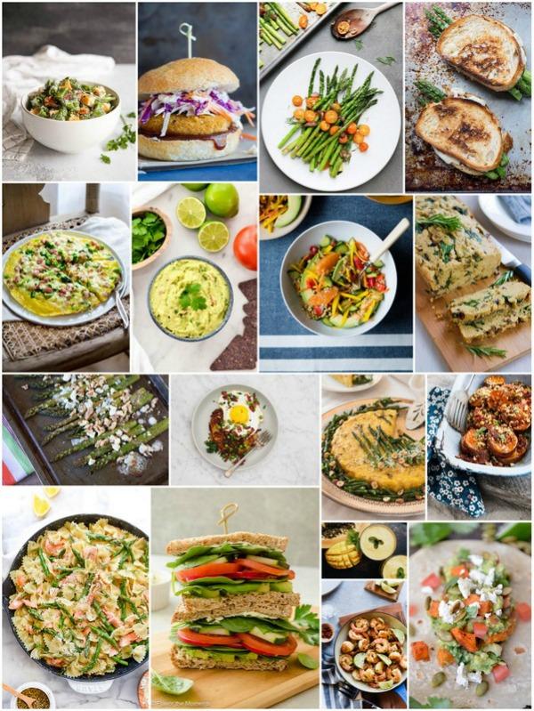 Loaded Guacamole Tacos | Eat Seasonal April