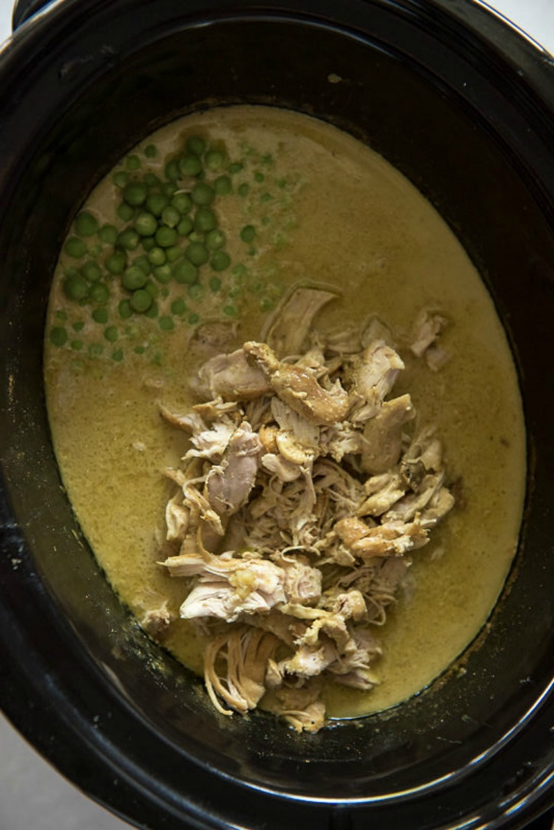 Slow Cooker Chicken Curry | www.mountainmamacooks.com