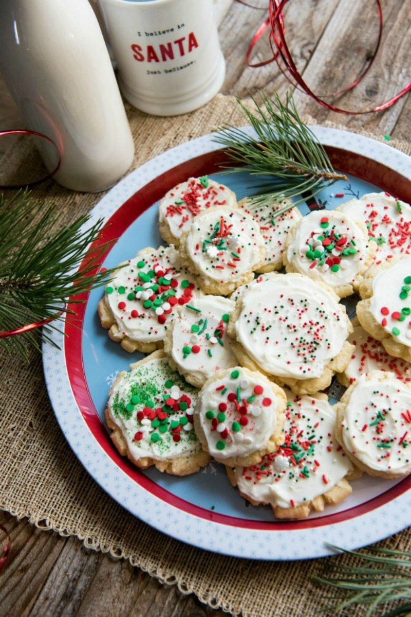 High Altitude Sugar Cookie Recipe | www.mountainmamacooks.com