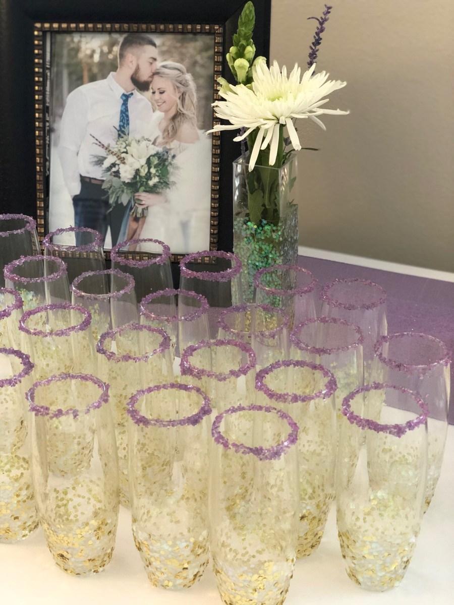 champagne goblets