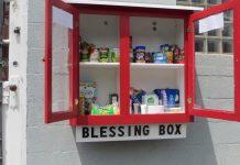 Fincastle UMC begins 'Blessing Box' ministry – Fincastle Herald