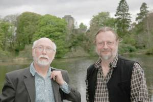 Alan Reid and Rob van Sante will present a memorable evening of Scottish Celtic music old and new to The Irish Pub on Thursday, Nov. 21