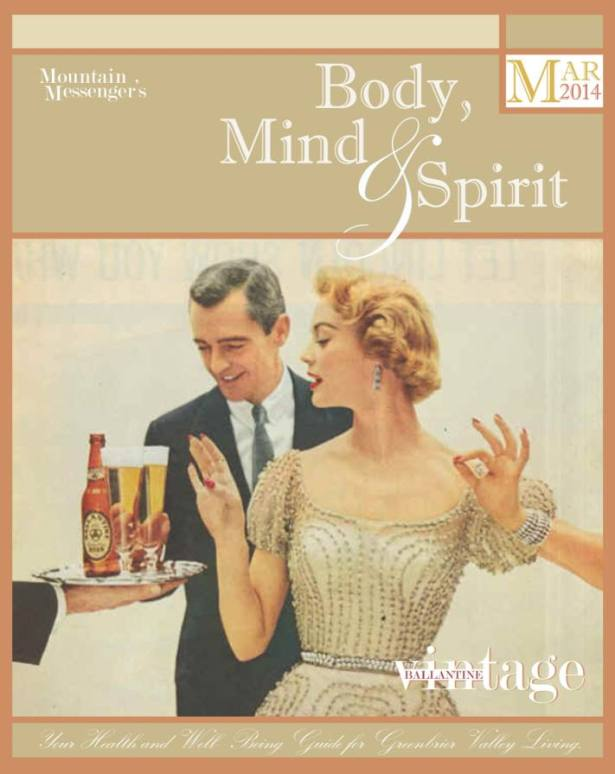 Body Mind Spirit March 2014