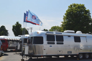 The Wally Byam Caravan Club International Airstream rally is coming to the State Fairgrounds on June 28-July 5.