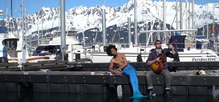 "5 Years of Mountain Men of Alaska – Watch a Merman cover ""Dock of the Bay"""