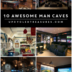 Living Room Bar Ideas Cherry Furniture 10 Awesome Man Cave