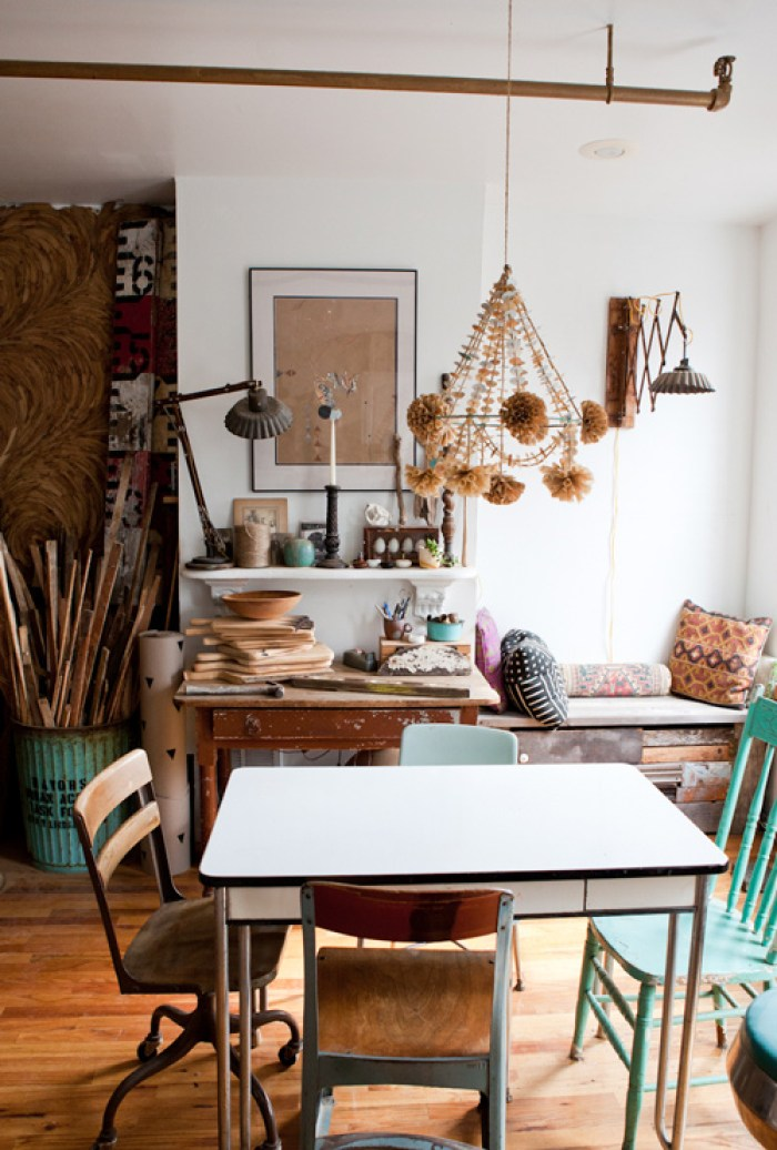 25 Creative Home Office Design Ideas: Creative Workspace Ideas