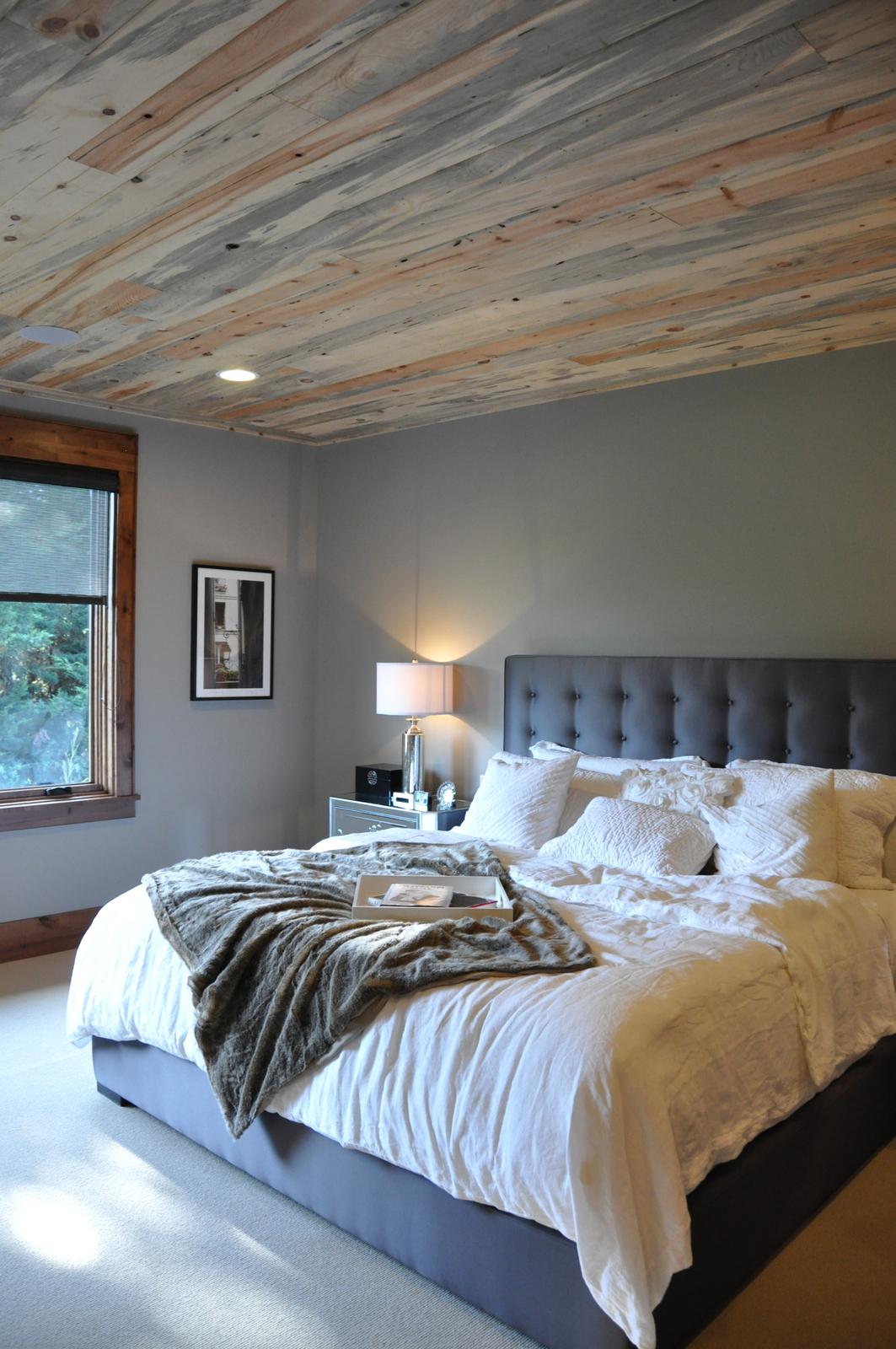 Modern Rustic Bedroom Retreats  MountainModernLifecom