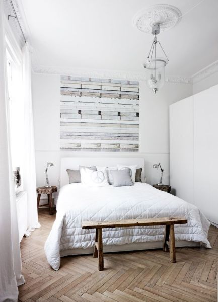 modern rustic bedroom Modern Rustic Bedroom Retreats | MountainModernLife.com