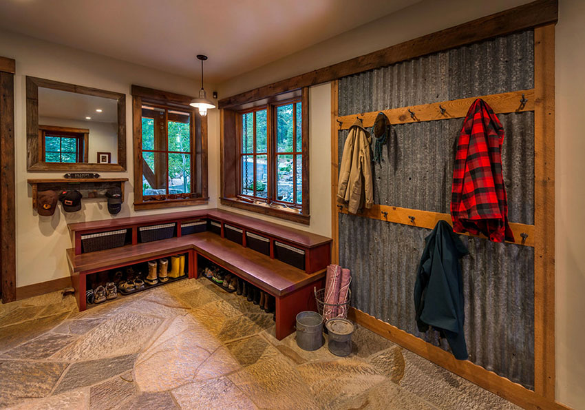 Corrugated Metal In Interior Design MountainModernLifecom
