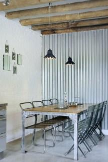 Corrugated Metal In Interior Design