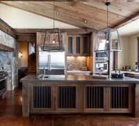 Corrugated Metal in Interior Design   MountainModernLife.com