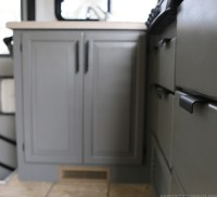 The Progress of our RV Kitchen Cabinets | Mountain Modern Life