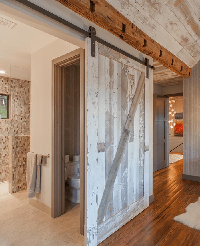 Contemporary Door Design Ideas: Sliding Barn Door Designs