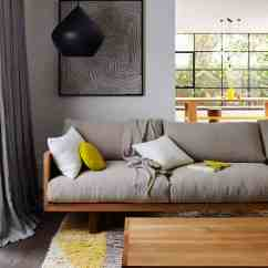 How To Clean Sofa Arms Kebo Futon Bed Instructions Rustic Modern Designs | Mountainmodernlife.com