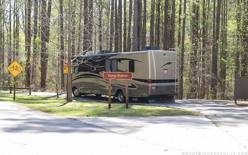 Looking for a RV campground to stay at while traveling through Georgia? Come check out our experience at Fort Yargo State Park.
