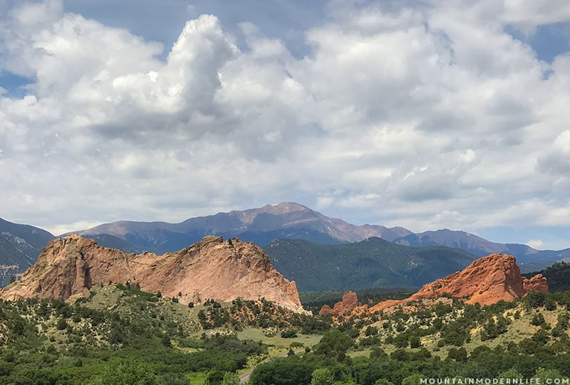 Looking For Something Free To Do Around Colorado Springs? Visit Garden Of  The Gods And