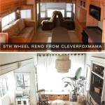 Renovated 5th Wheel With Cozy Cottage Vibes