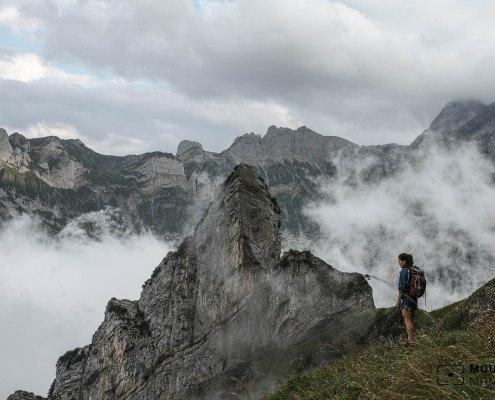Foto Workshop Alpstein Bergwandern