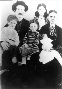 Elihugh Kilgore and Family