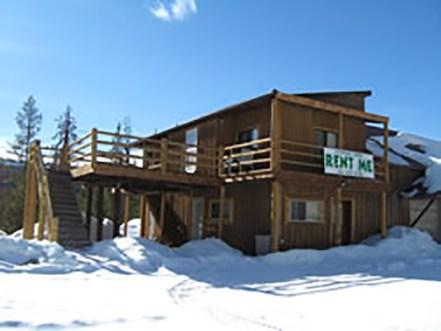 "Cabin #4 - ""Apartments & Storage Barn"""