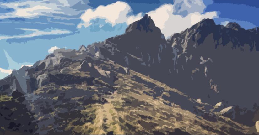 #12 The hills I call home: Arran