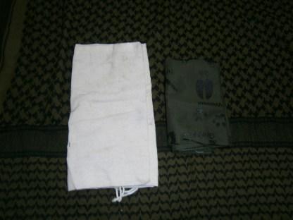Picture 8: Cloth bag and cotton bandana