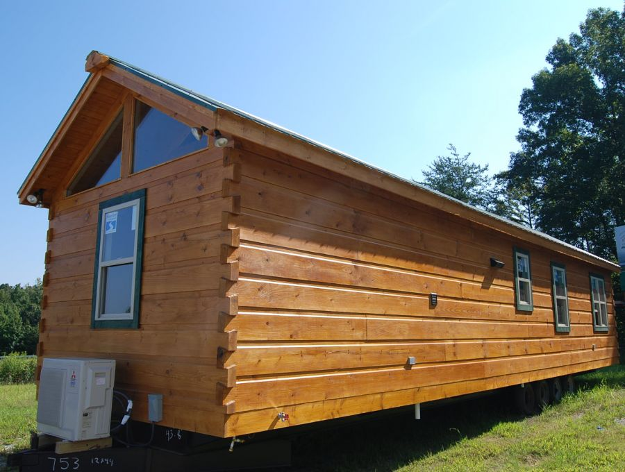 How We Are Different Mountain Recreation Log Cabins