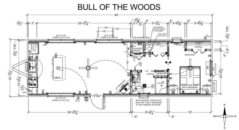 BULL OF THE WOODS BASE 2018-11-02