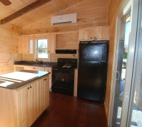 Deep Cabinet Over Refrigerator | Mountain Recreation Log ...
