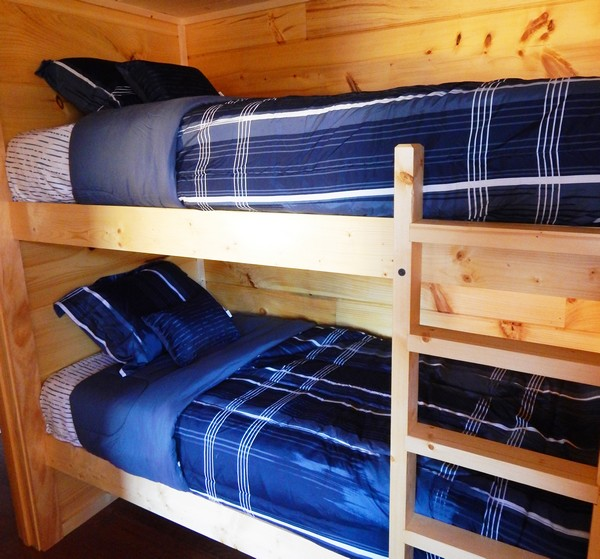 Handcrafted Bunkbeds