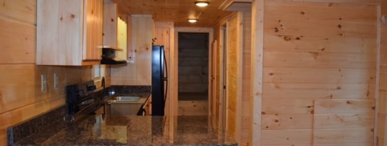 Inventory Deal - Modular Log Cabin