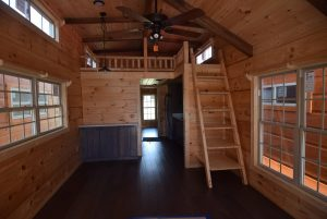 Shed Dormers | Mountain Recreation Log Cabins