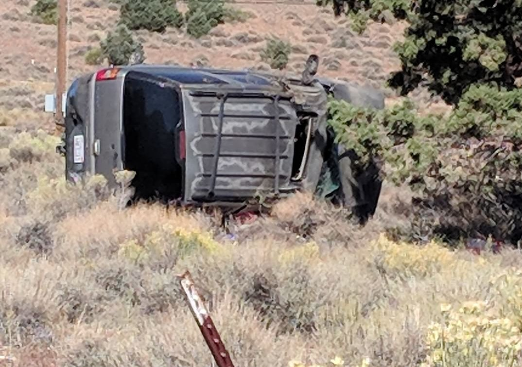 Minor Injuries in SUV Rollover near Holcomb Valley Road – Live daily