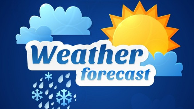 Weather Report 8 22 19 Live Daily News For The Mountain Communities