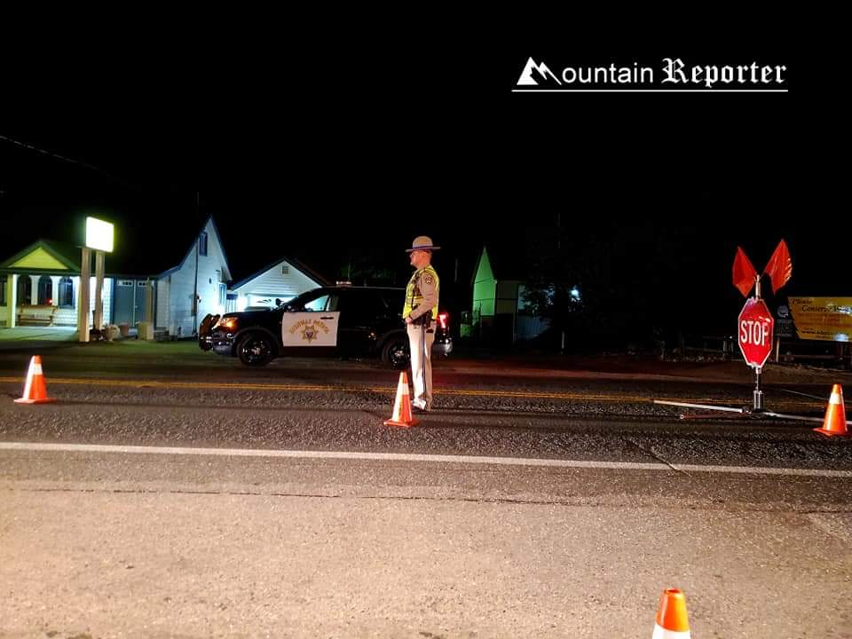 CHP Conducts DUI Checkpoint in Big Bear City on Saturday