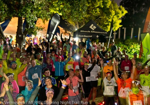 Merrell Summer Night Run presented by Black Diamond – JHB