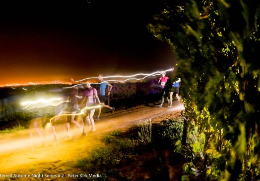 Merrell Autumn Night Run Series powered by Black Diamond