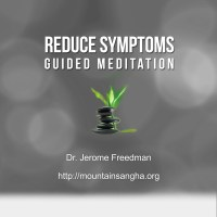 Reduce Symptoms Guided Meditaiton